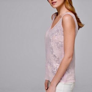 WHBM Convertible Lilac Breeze Cami